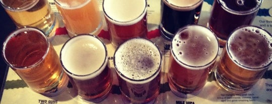 Wynkoop Brewing Co. is one of The 15 Best Places for Stout Beers in Denver.