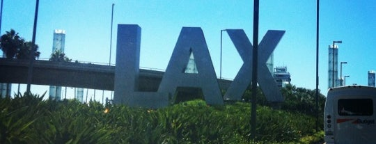 Los Angeles International Airport (LAX) is one of The Crowe Footsteps.