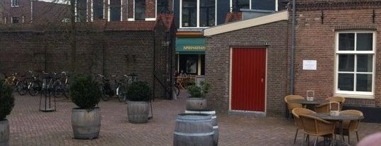 Brasserie Goeie Louisa is one of Top Restaurants Utrecht.