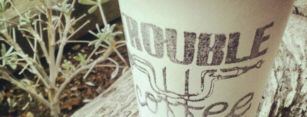 Trouble Coffee is one of SF Coffee.