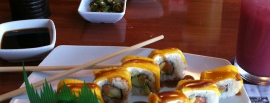 Sushi Itto is one of Cancun a donde vamos?.