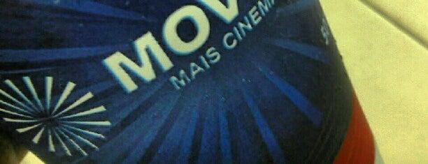 Moviecom is one of meus pontos de localização.