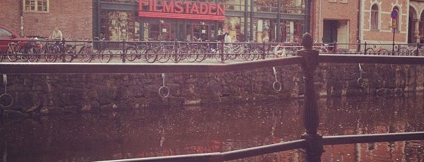 Filmstaden is one of Uppsala: City of Students #4sqcities.
