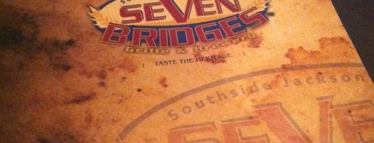 Seven Bridges Grille & Brewery is one of Jacksonville.