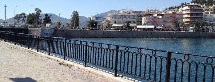 Η Παλαιά Γέφυρα is one of Sherlock-Venues.