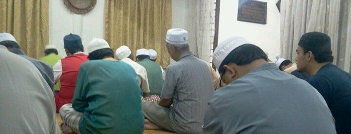 Surau Al-Furqan is one of Baitullah : Masjid & Surau.