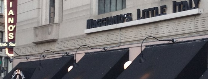 Maggiano's Little Italy is one of USA Boston.