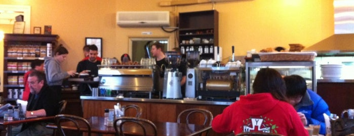 The Maling Room is one of Favourite Coffee Houses in Melbourne.
