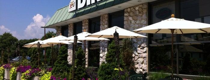 Shoreline Diner  & Vegetarian Enclave is one of ALL the noms.