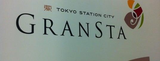 GranSta is one of my fav tokyo spot.