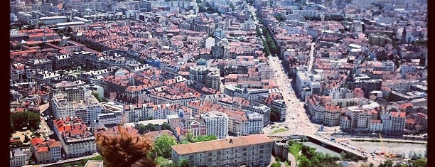Fort de la Bastille is one of Top 10 favorites places in Grenoble, France.