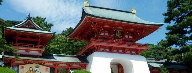 赤間神宮 is one of 神社.
