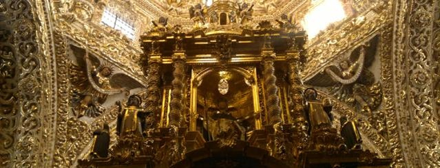 Capilla del Rosario is one of All-time favorites in Mexico.