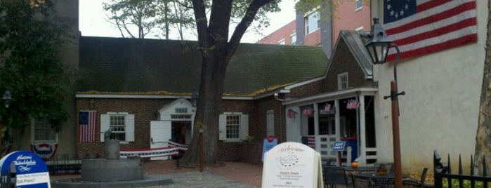 Betsy Ross House is one of Let's get lose.
