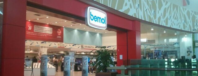 Bemol is one of Must-visit Department Stores in Manaus.