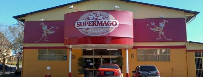 Supermago is one of Barbaridade!.
