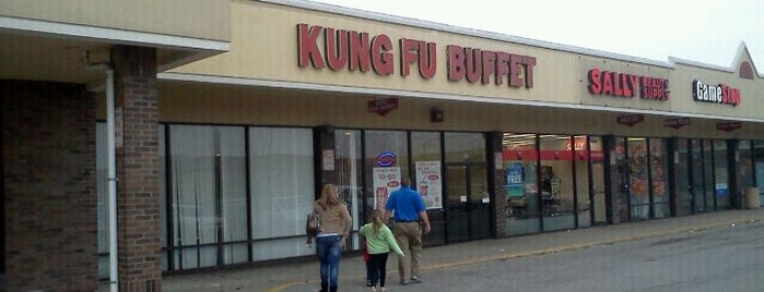 Kung Fu Buffet is one of Ft Wayne Restaurants.