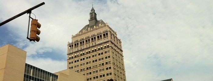 Eastman Kodak is one of Roc.