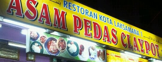 Asam Pedas Claypot is one of The Must Try Tempat Makan ♡.