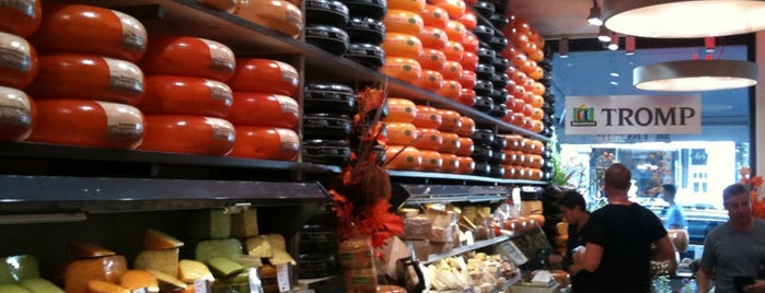 Tromp Kaashuis is one of The 15 Best Places for Cheese in Amsterdam.