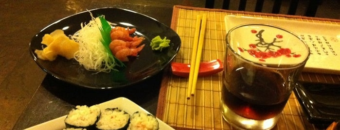 Harusaki is one of Sushi and Asian Food in Rome.