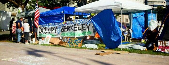 #OccupyBerkeley is one of #OccupyAmerica Locations.