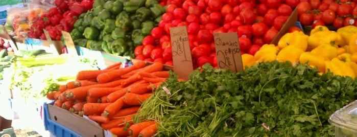 Haymarket Square Farmer's Market is one of BUcket List.