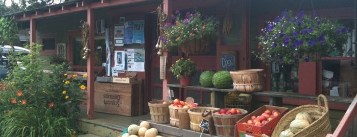 Fiddlehead Farm Market is one of Martha's Vineyard.