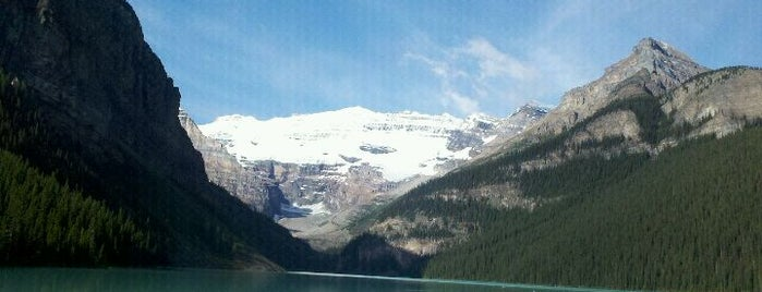 Lake Louise is one of Best of World Edition part 1.
