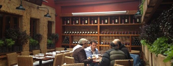 Restaurante Emilia Romagna is one of Restaurantes visitados.