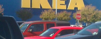 IKEA is one of SARA! MICHELLE! TEXAS! All good things here...