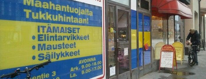 Vii-Voan is one of Vegan Helsinki.