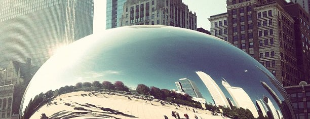 Millennium Park is one of Best Places to Check out in United States Pt 6.