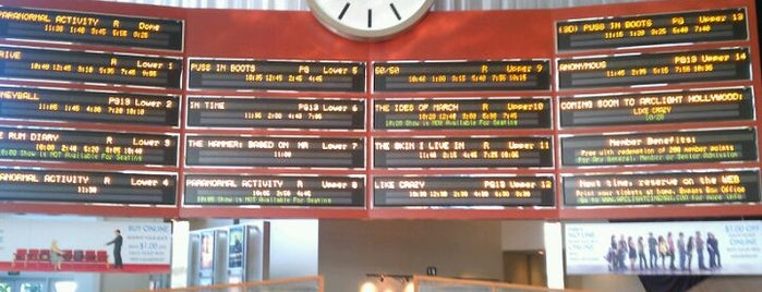 ArcLight Cinemas is one of Places to Watch Movies.