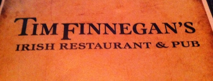 Tim Finnegan's Irish Pub is one of PHX Burgers in The Valley.