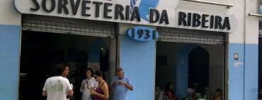 Sorveteria da Ribeira is one of Guide to Salvador's best spots.