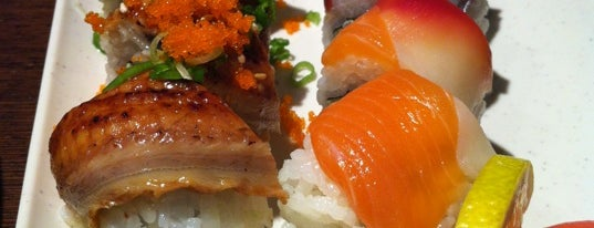 Sushi Town is one of Vancouver to do list.