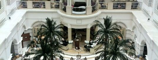 ITC Maratha is one of <Mumbai's Best Hotels>.