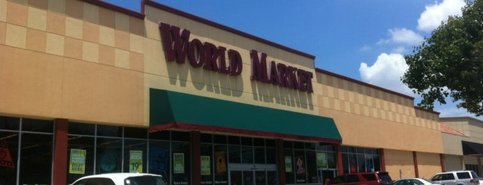 World Market Is One Of The 15 Best Furniture And Home Stores In Plano.