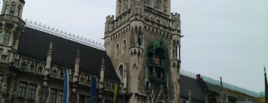 Altes Rathaus is one of Munich And More.