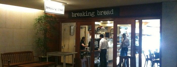 Breaking Bread is one of San Francisco.