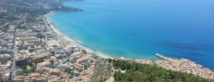 Castello Cefalu is one of sicilia.