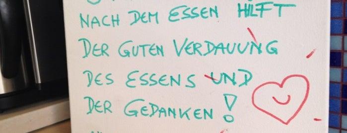 Saft-Laden is one of Vienna goes Veggie.