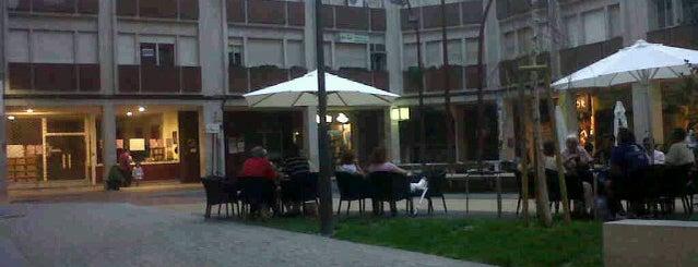 Praza Paz Novoa is one of Best of Ourense ❤.