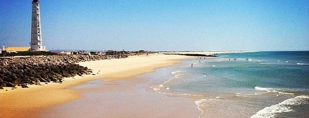 Ilha do Farol is one of Praias.