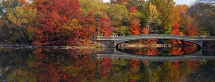 Bow Bridge - Central Park is one of Discover: Central Park, NYC.