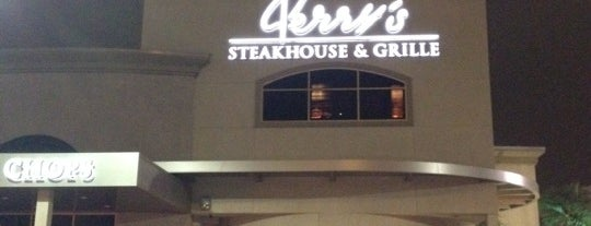 Perry's Steakhouse & Grille is one of Houston Press - 'We Love Food' - 2012.