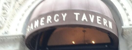 Gramercy Tavern is one of DOWNTOWN food.