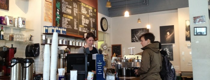 Our Town Café is one of Tidbits Vancouver 2.