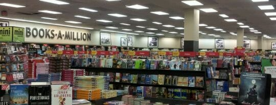 Books-A-Million is one of Guide to Hanover's best spots.